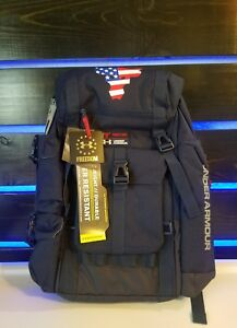 SOLD OUT!! Under Armour  UA  Project Rock Freedom Regiment Backpack