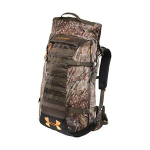 Under Armour Multiday Hunt Pack Backpack Mossy Oak Camo Large