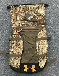 Under Armour Multiday Hunt Pack Backpack Mossy Oak Camo Medium