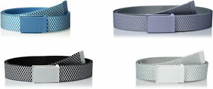 New Under Armour Women's Printed Webbing Belt Reversible Golf Fits All Upto 42