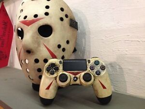 Original Friday the 13th Jason Voorhees Sony Dualshock 4 Wireless Controller PS4