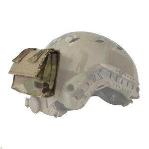 Removable Helmet Pouch  Gear Pouch Tactical FAST Helmet Accessories Utility
