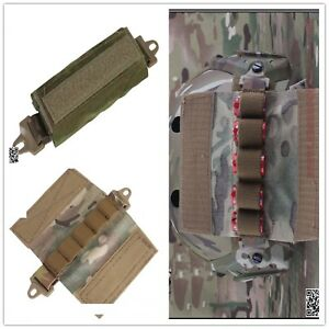 Pouch Counter Helmet Accessory  Weight Bag Tactical Utility MOLLE EM8826 Coyote