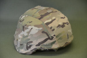 Military ACH Advanced Combat Helmet Covers Multicam Large  Extra Large Good