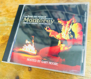 2007 Jimi Hendrix Live At Monterey American Landing Promo-Only Radio Special CD