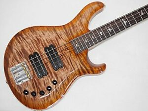 Paul Reed Smith Guitar PRS  GRAINGER 4 - STRING BASS MODEL 10 Top Autumn Sky �y