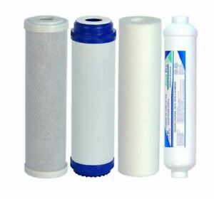 5 Stage Reverse Osmosis Filter Replacement Set RFK DRO5 Formerly ROFK5 $16.75