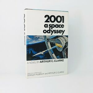 Arthur C. Clarke - 2001: A Space Odyssey - First Edition - Signed - 1968