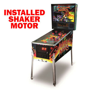 Chicago Gaming Attack from Mars Classic Edition Pinball with Shaker Motor