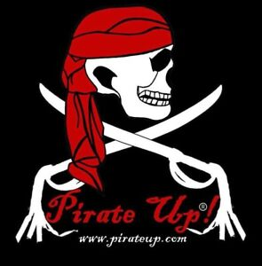 T-shirt business for sale - Pirate Up! Inventory ready to sell! - 1000+ pieces