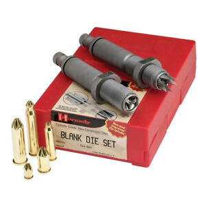 Hornady Blank Cartridge Die set universal for 22-45 Caliber