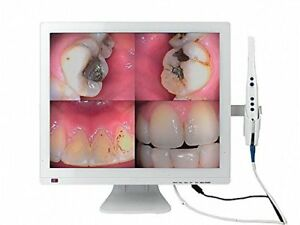Sohome dental m-998 (2 in 1) wired oral cavity camera + self-contained 19 inch L