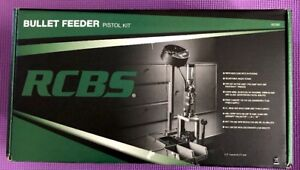 RCBS Bullet Feeder-Pistol Kit  82350 New