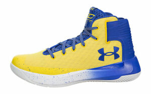 new youthboys 7 under armour curry 3zer0 1295998-700 taxi yellowteam royal