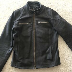 Italian (Florentine) Soft Leather Jacket