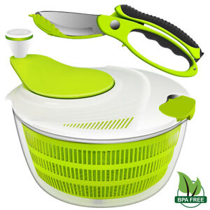 Vegetable Slicer Cutter Stainless Steel Multi Blades Chopper with Cleaning Brush