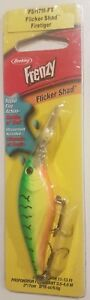 BERKLEY FLICKER SHAD LURE 7CM FIRETIGER TACKLE