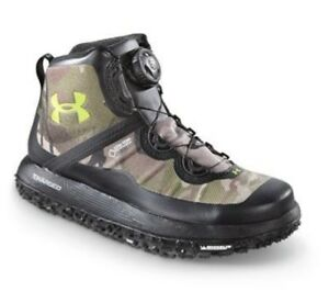 Under Armour Men's Fat Tire GORE-TEX Waterproof Boots Sizes10.5