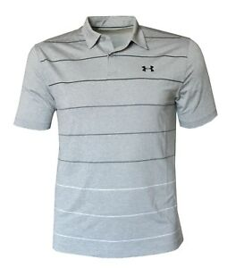 Under Armour Men's Performance Polo Shirt CoolSwitch Light Grey