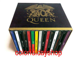 Queen 40 Limited Edition 30CD album Full Box Photo Collection Sealed Car music