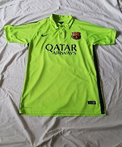 Messi Nike Dry Fit Polo Shirt Size Large Boys age 15 to 16 years