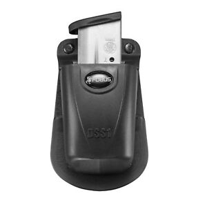 Fobus Holsters Fobus Variable Single Mag Pouch-9 mm .40 Caliber DSS1