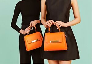 ORIGINAL Small Handbags for Women Tote Sale Clearance -Orange