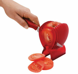 Joie Tomato Slicer and Knife Set, Cut Perfect Tomato Slices