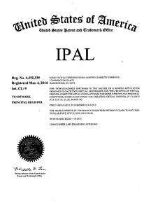 Trademark iPal Website Application Games Listed in Apple and Google Stores!!!