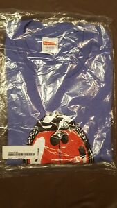 In Hand Supreme Light Purple Lady Bug Sz Large SS18 Spring Tee Tv
