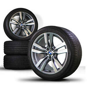 BMW X5 X5M E70 X6 X6M E71 20 inch alloy wheels rim summer tires Styling M300