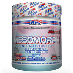 APS Nutrition MESOMORPH Pre-Workout Competition Series 25serv (Choose a flavor)