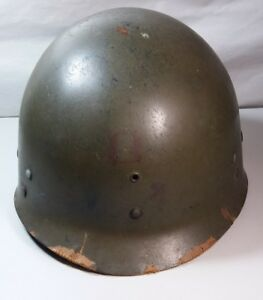 VINTAGE US Military Army Marine made with Kevlar PASGT Helmet Insert w Liner #2