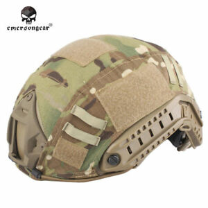 EMERSON FAST Helmet Cover Tactical Hunting Airsoft Gear Military FOR RUSSIA ONLY