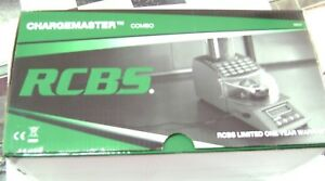 RCBS Chargemaster 1500 Combo Powder Scale & Dispenser 98923
