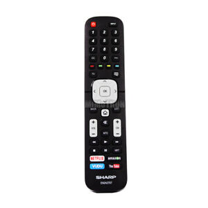 Genuine Sharp EN2A27ST Smart TV Remote Control (USED)