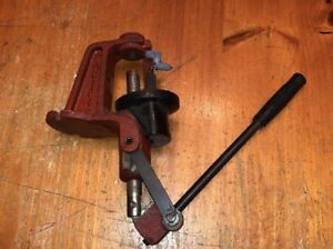 Pacific Hornady Vintage Ammo Reloading Press Excellent Working Condition