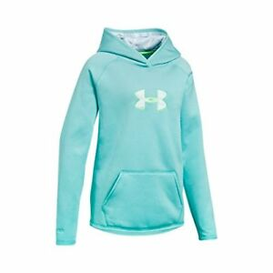 New Girl's Under Armour Storm Caliber Hoodie S M L XL $49 $59 $69 $34.99