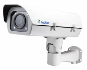 GeoVision GV-LPR1200 1MP IP LPR Cam 20M with Built In Recognition (All in one wi