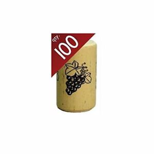 Nomacorc Synthetic Wine Corks #9 x 1 1 2. Bag of 100