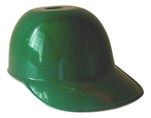 15 Green Small Baseball Hats for Party Favors Made in America Food Safe