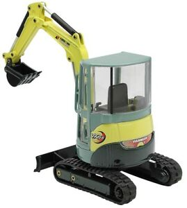 Joal Yanmar 1:32 Die-Cast Construction Toy Mini Excavator VI035