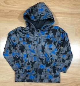 Baby UNDER ARMOUR Hoodie Size 4T Full Zip
