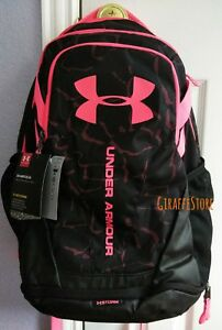 New - Under Armour Storm Hustle 3.0 Backpack - BlackOrange