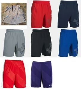 New Mens Under Armour Various Golf Training Athletic Shorts S M L XL 2XL $55 $24.79