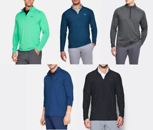 Under Armour UA Playoff 14 Zip Golf Pullover 1298951 - Choose Color