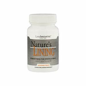 Lane Labs - Nature's Lining Helps Protect Stomach Wall Long Lasting Relief Suppo
