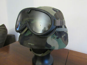 US Military PASGT Ballistic Helmet made of Kevlar  EXTRA SMALL-2