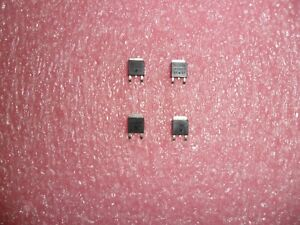 IRLR024 TRANSISTOR MOSFET N CH 55V 17A 3 PIN 2TAB LOT OF 6