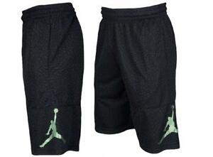 Nike Air Jordan Ele Printed Blockout Dri-Fit Shorts Men's Small Large XL 2XL